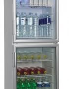COOL Glastürkühlschrank CD 350-2 LED