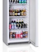 COOL Umluft-Gewerbekühlschrank RC 400 WEIß