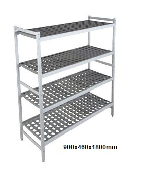 Regal 6611 Fermostock 900x460x1800mm