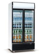 Flaschenkühlschrank 800 Liter