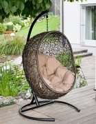 outdoor hängestuhl cesoli