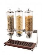 Müsli - Cerealiendispenser 3tlg