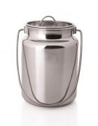 Milchkanne Edelstahl 1,5 Liter