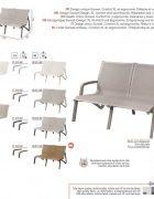 Grosfillex Lounge SUNSET 2er Sitzer