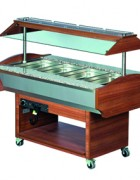 Gastro Buffet HOT SHBM4