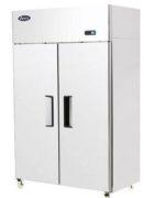 Atosa Kompakt Kühlschrank 2-Türig