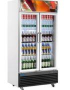 Glastürkühlschrank GTK800