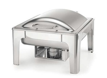 Chafing Dish GN 2/3 Satiniert