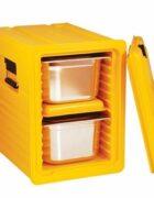 Thermobox 55 Liter Deckel abnehmbar