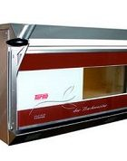 Brotbackofen Turbo TBO 2
