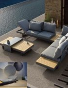 Outdoor Loungegruppe MOLISE