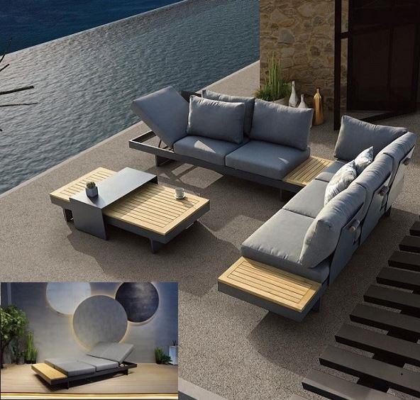Outdoor Loungegruppe MOLISE