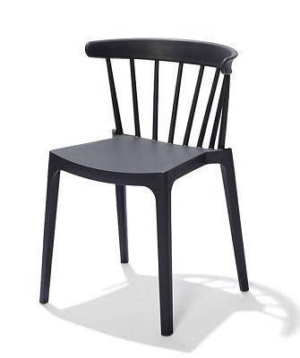 Event Kunststoff Stuhl Windson anthrazit