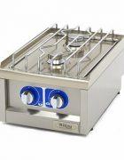 maxima commercial grade kochfeld 2 brenner gas 40