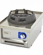 maxima commercial grade wok brenner gas 40 x 60 cm