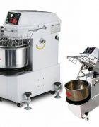 Teigknetmaschine 40 Liter herausnehmbarer Kessel