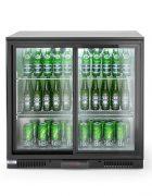 Bar Kühlschrank Schiebetüren 228 Liter