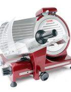 Aufschnittmaschine Profi Line 250 rote Sonderedition
